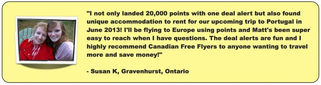 Travel Hacking Canada