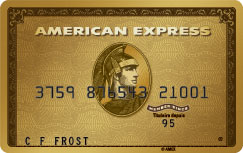 American Express Personal Gold