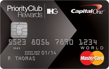 Priority Club Capital One