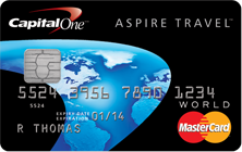 Capital One Aspire World Mastercard