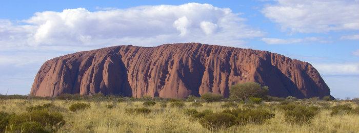 Ayers Rock Australia Uluru