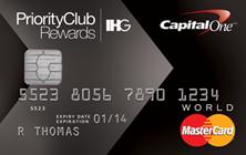 Priority Club Capital One