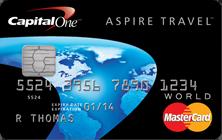 Capital One Aspire World Mastercard